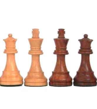 Chess Pieces - Staunton (classical) - King 55mm