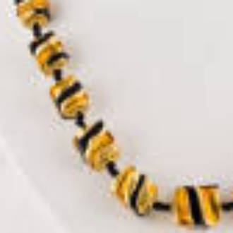 Murano Glass Bead Necklace 14