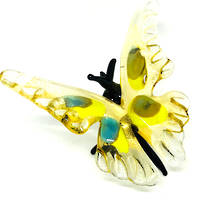 Murano Glass Ornament Butterfly 3