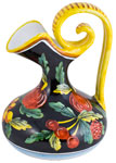 Click here to see ceramics of the Zafiro design