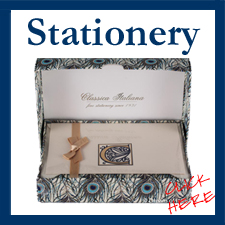 Click to see your selection of Italian Stationery Products!