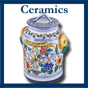 Click to see your amazing selection of Italian Ceramics!
