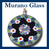 Click to see your amazing selection of Murano Glass!