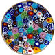 Murano-Glass-Millefiori-Pendants
