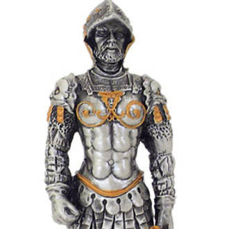 Pewter Roman Warrior