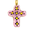 MF Cross pendant-284