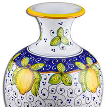 Hand-Painted Ceramics Dafne Vase 2