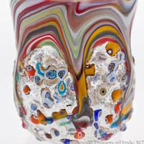 Murano Glass Tumbler Fantasy Small